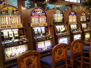 Profits from Slots