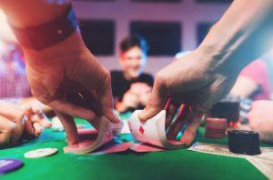 Casino-Themed Christmas